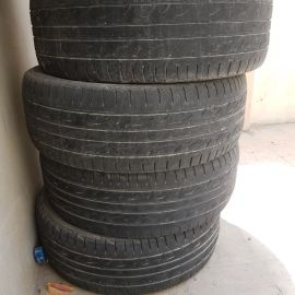 for dunlop tyre used