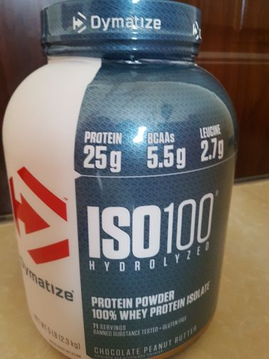 Iso 100 5lps