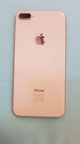 iphone 8 plus only one week use