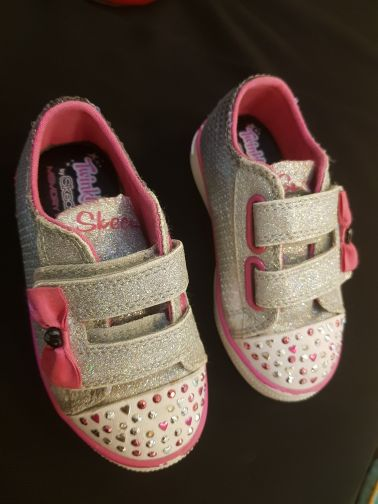 used baby girl shoes new and used