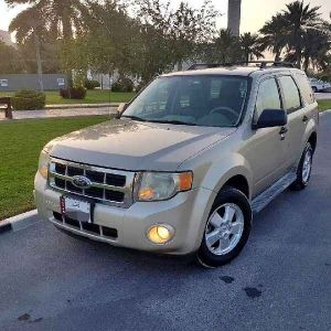 clean ford escape xlt