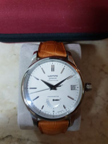 wempe watch automatic