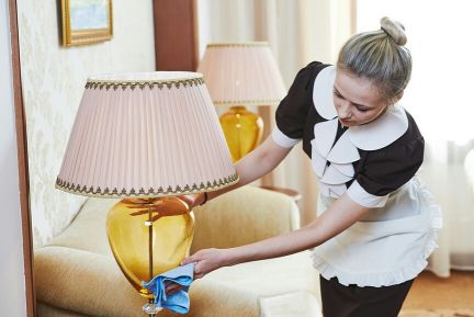 Kenyan cleaners for stay-in