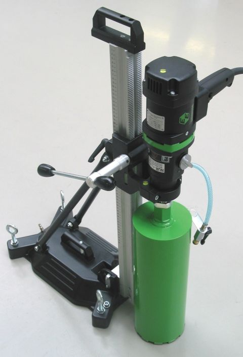 CORE DRILLING AND CONCRETE CUTTING
