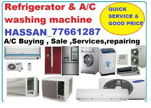 AC servicing fixing repair