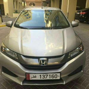 Honda city 2016 for rent
