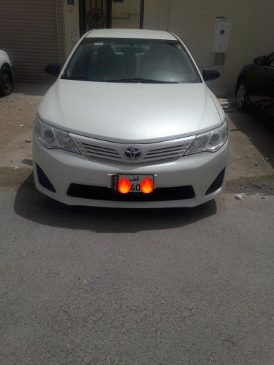 camry low millage