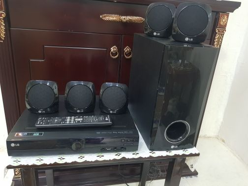 LGDVDhome theater system