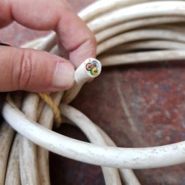 20 meters Electrical Cable 3 lines