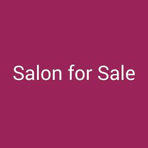 Beauty salon for Urgent sale