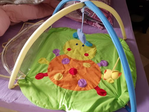baby play mat (urgent sale)