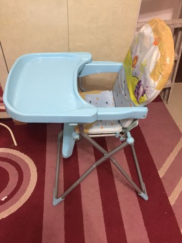 High kid chair
