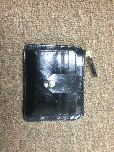 leather card wal