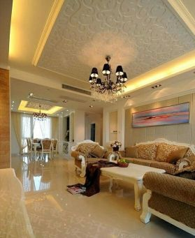 gypsum _ Decor work