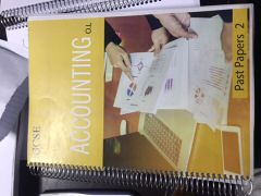 Accounting pastpap