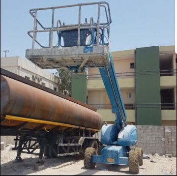 Manlift 22meter available for rent
