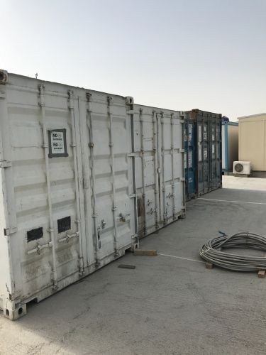 Containers for sal