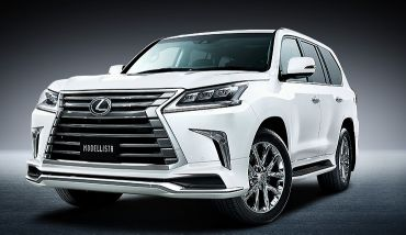 Body Kit Lexus Lx