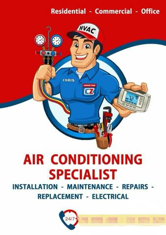 AC sale and service and repair..66614712
