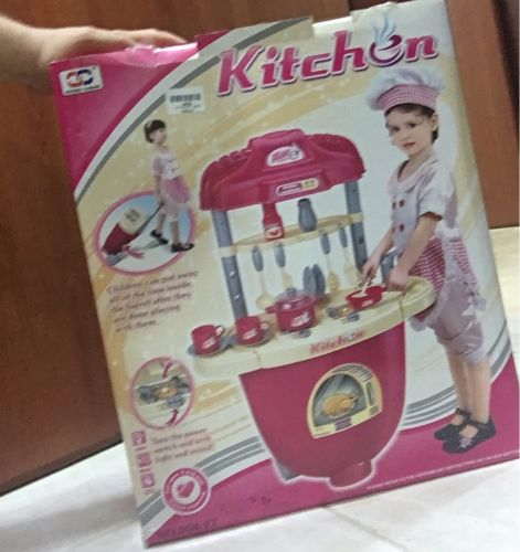 New kids kitchen
