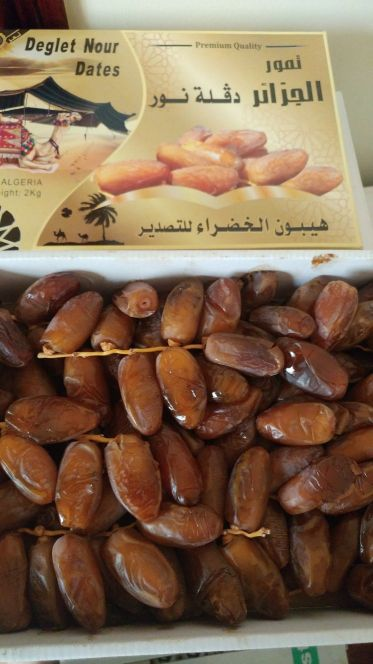 Algerian deglet nour. Best quality ever.
