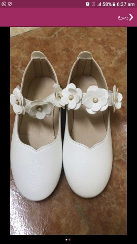 girl shoes size 35