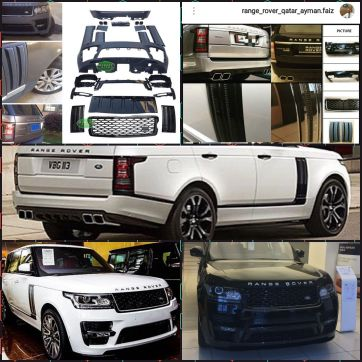 الآن موجود SVO BODY kit ...18000 QR مع