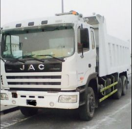 Jac Dump Truck For Sale Or Rent