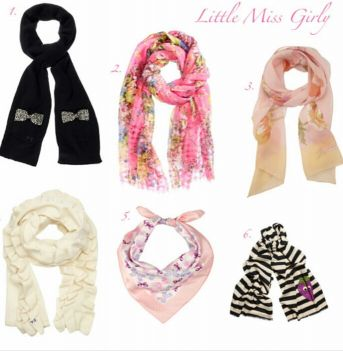 hijab & scarfs different colors & styles
