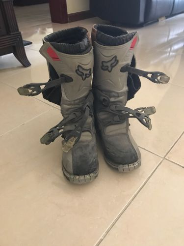 FOX M/CYCLE BOOTS