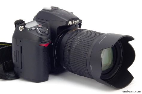 Nikon Dslr professional camera like new