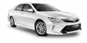 i i have a new camry  car for transport