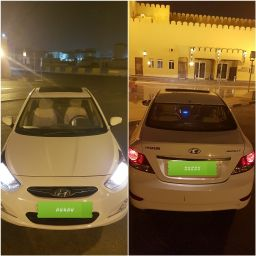 Hyundai Accent 2013 Full option