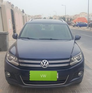 Tiguan VW 1.4 in perfect condition