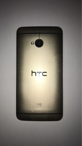 HTC ONE M7 BROKEN