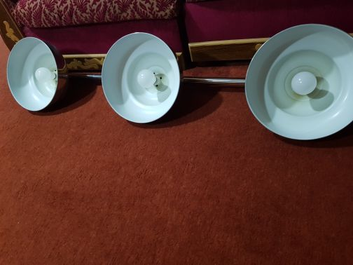 Billiards/Pool Table Lights for sale