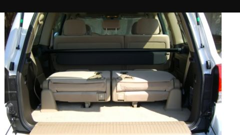 back seats for land cruiser 2008 - 2018