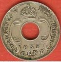 East africa 1912 coin