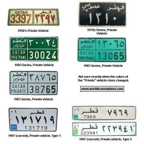 Wanted old plates