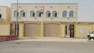 Two rented villas for sale in Al-Rayyan