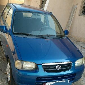 suziki alto manual 2005 km 96000