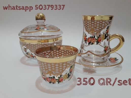 Golden set very good for your home.