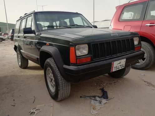 jeep Cherokee manual for sale