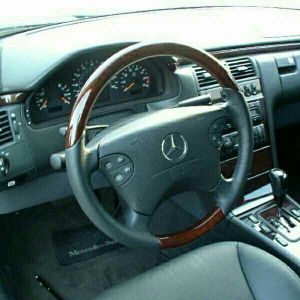 Required Steering wheel E-Class