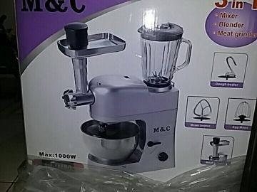 mixer-blender-meat grinder
