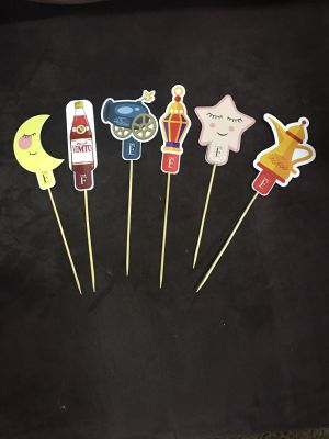 Ramadan Gifts sticks for cake or gifts