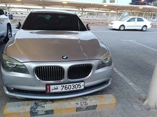 BMW 740Li 2009 FOR SALE