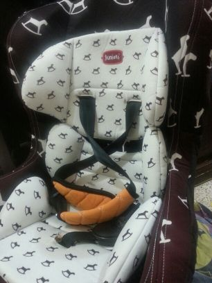 car seat is very good condition