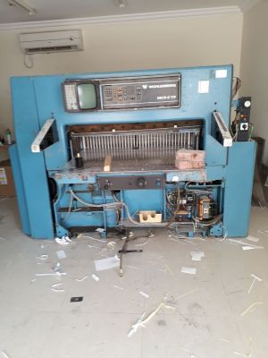 offset printer & cutter for sale