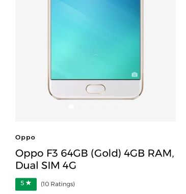 Oppo f3 with HS